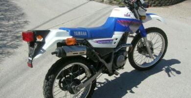 Manual de Partes Moto Yamaha 4BE7 1994 DESCARGAR GRATIS