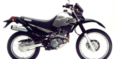 Manual de Partes Moto Yamaha 4BEK 1998 DESCARGAR GRATIS