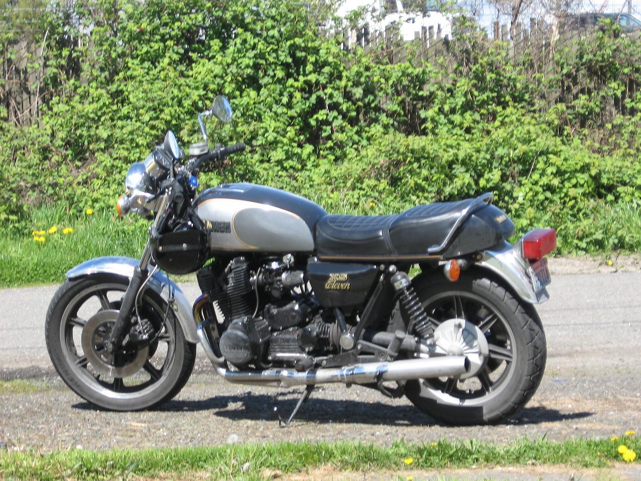 Manual de Partes Moto Yamaha 4RP1 1995 DESCARGAR GRATIS