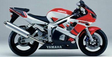Manual de Partes Moto Yamaha 5EB1 1999 DESCARGAR GRATIS