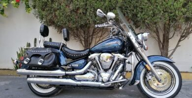 Manual de Partes Moto Yamaha 5GA1 1999 DESCARGAR GRATIS