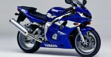 Manual de Partes Moto Yamaha 5MTB 2002 DESCARGAR GRATIS