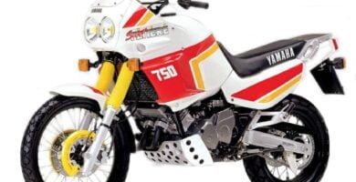 Manual de Partes Moto Yamaha XTZ 750 Super Tenere DESCARGAR GRATIS