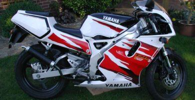 Manual de Moto Yamaha 2TU 1987 DESCARGAR GRATIS