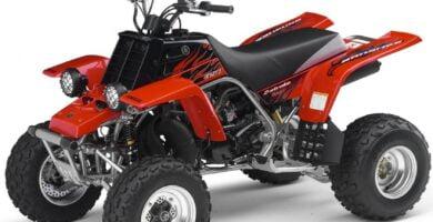 Manual de Moto Yamaha 3B5K 2010 DESCARGAR GRATIS