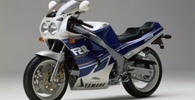 Manual de Moto Yamaha 3GMB 1993 DESCARGAR GRATIS
