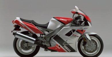 Manual de Moto Yamaha 3GME 1994 DESCARGAR GRATIS