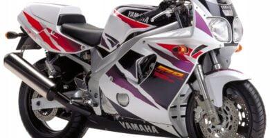 Manual de Moto Yamaha 3HHH 1997 DESCARGAR GRATIS