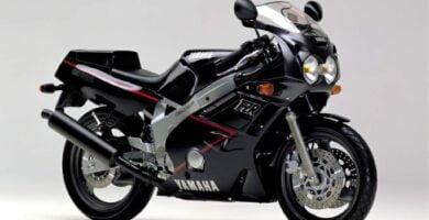 Manual de Moto Yamaha 3HHK 1999 DESCARGAR GRATIS
