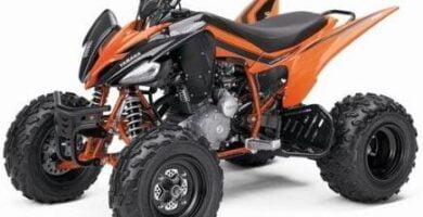Manual de Moto Yamaha 4D37 2008 DESCARGAR GRATIS
