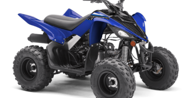 Manual de Moto Yamaha 4EMX 2001 DESCARGAR GRATIS