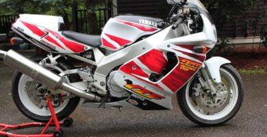 Manual de Moto Yamaha 4HN4 1996 DESCARGAR GRATIS