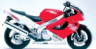 Manual de Moto Yamaha 4SV4 1998 DESCARGAR GRATIS