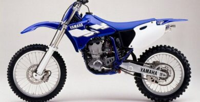 Manual de Moto Yamaha 5BE1 1998 DESCARGAR GRATIS