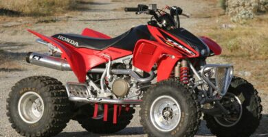 Manual de Moto Yamaha 5D34 2007 DESCARGAR GRATIS