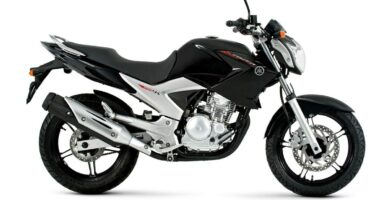 Manual de Moto Yamaha 5D41 2006 DESCARGAR GRATIS