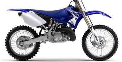 Manual de Moto Yamaha 5SG2 2002 DESCARGAR GRATIS