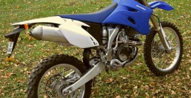 Manual de Moto Yamaha 5TJM 2008 DESCARGAR GRATIS