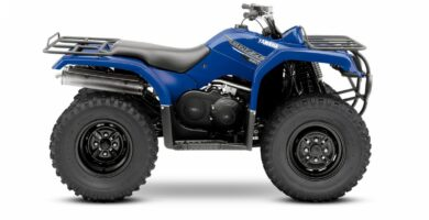 Manual de Moto Yamaha YFM350F Grizzly DESCARGAR GRATIS