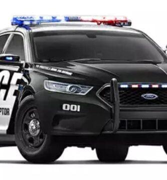 Manual de Taller FORD POLICE INTERCEPTOR 2013 PDF Gratis