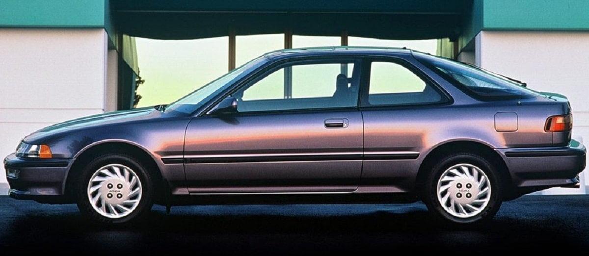 Manual Acura Integra Hatchback 1991 de Propietario