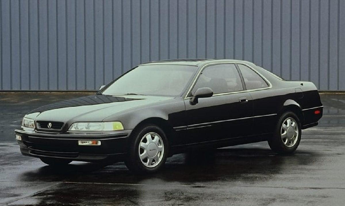 Manual Acura Legend Sedan 1991 de Propietario