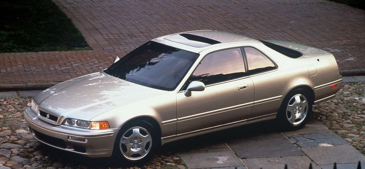 Manual Acura Legend Coupe 1992 de Propietario