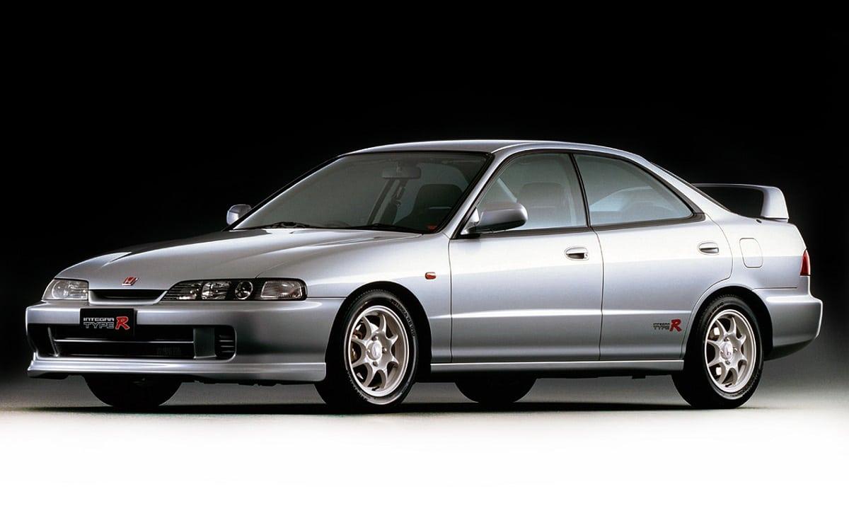 Manual Acura Integra Sedan 1995 de Propietario