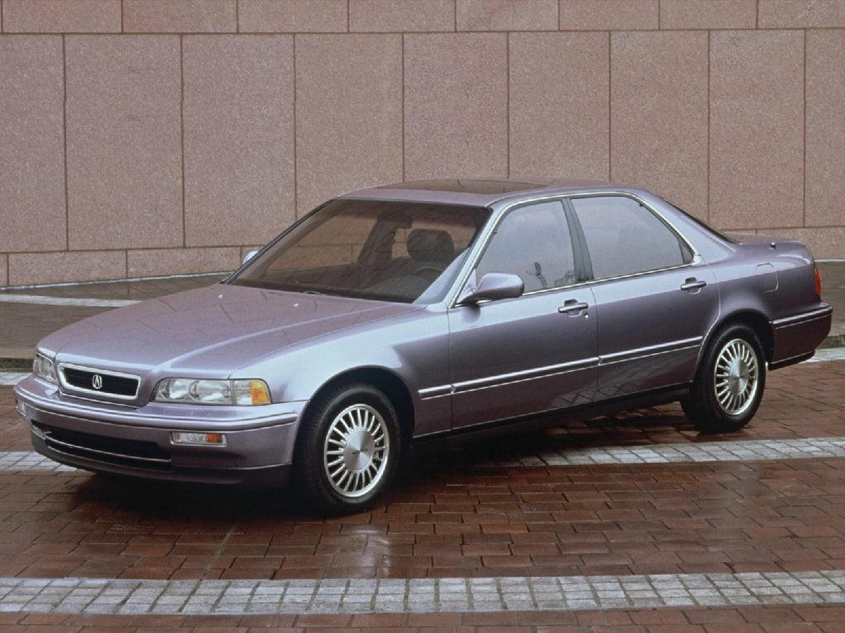 Manual Acura Legend Sedan 1995 de Propietario