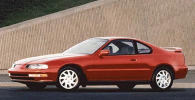 Manual Honda Prelude 1996 de Propietario
