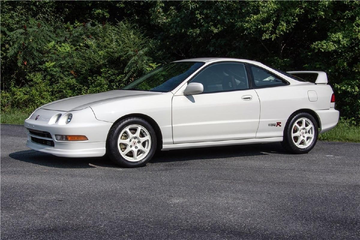 Manual Acura Integra Sedan 1997 de Propietario