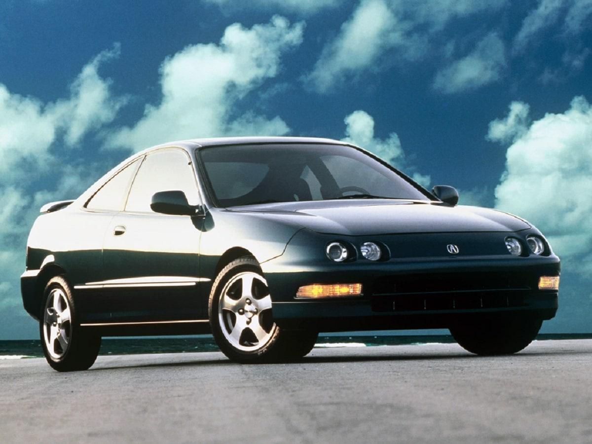 Manual Acura Integra Hatchback 2001 de Propietario