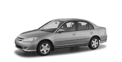 Manual Honda Civic Sedan 2004 de Propietario