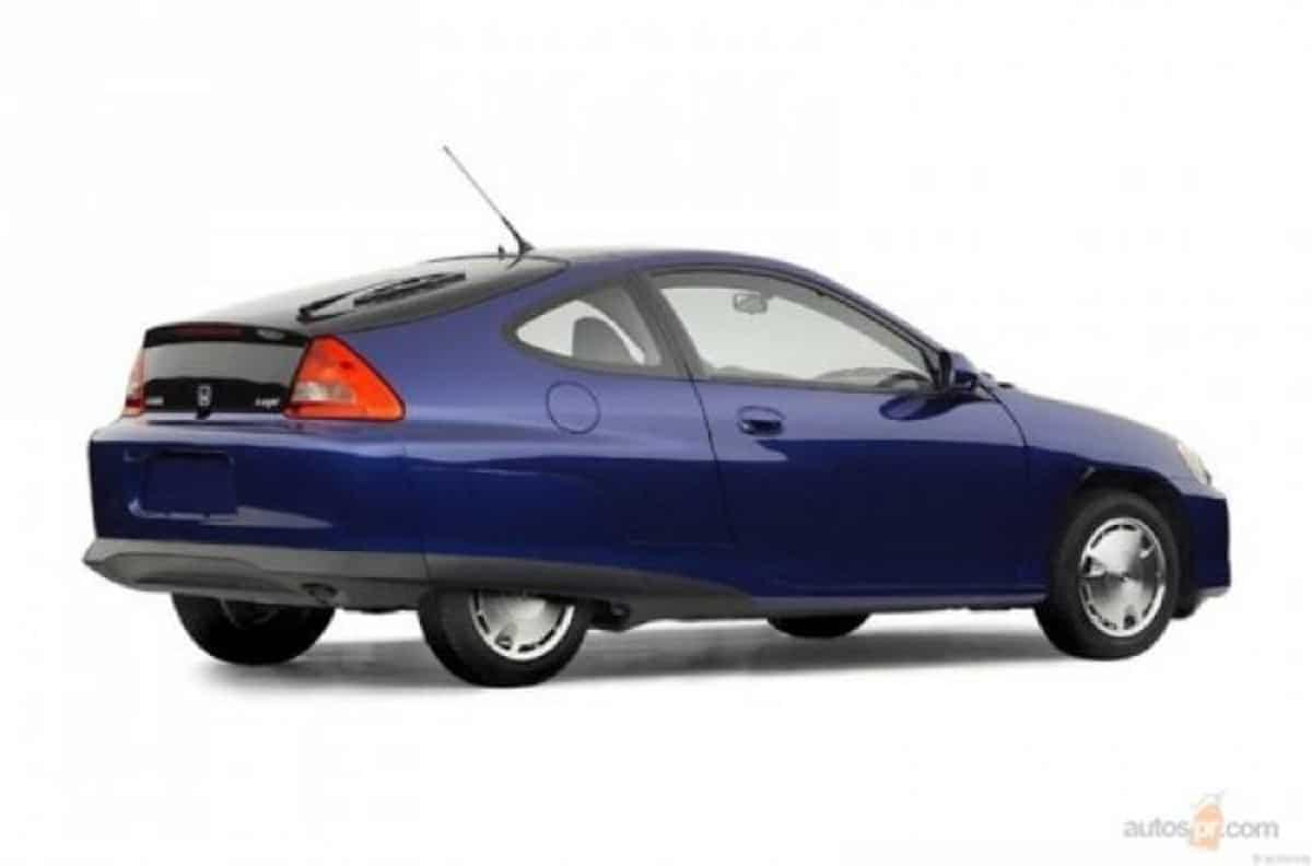 Manual Honda Insight 2004 de Propietario