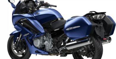 Manual en Español Yamaha FJR1300AE 2020 de Usuario PDF GRATIS