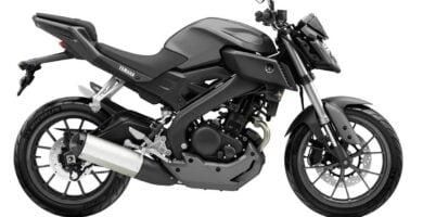 Manual en Español Yamaha MT125 2015 de Usuario PDF GRATIS