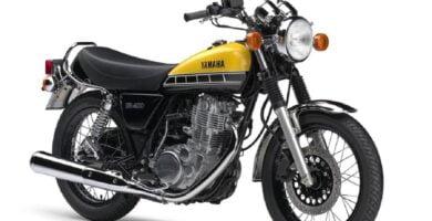 Manual Yamaha SR400 2016 de Usuario PDF GRATIS