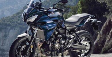 Manual en Español Yamaha TRACER 700 2018 de Usuario PDF GRATIS