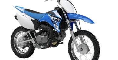 Manual Yamaha TT-R110E 2015 de Usuario PDF GRATIS