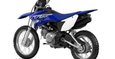 Manual Yamaha TT-R110E 2019 de Usuario PDF GRATIS