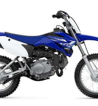 Manual Yamaha TT-R110E 2020 de Usuario PDF GRATIS