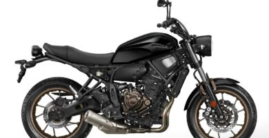 Manual en Español Yamaha XSR700 2017 de Usuario PDF GRATIS