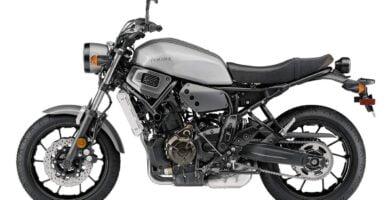 Manual en Español Yamaha XSR700 2018 de Usuario PDF GRATIS