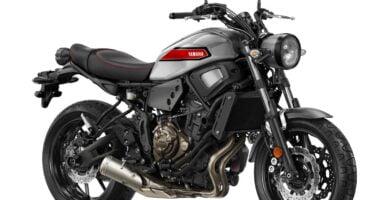 Manual en Español Yamaha XSR700 2019 de Usuario PDF GRATIS