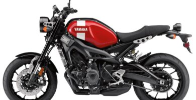 Manual en Español Yamaha XSR900 2018 de Usuario PDF GRATIS