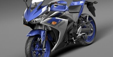 Manual en Español Yamaha YZF-R3 2015 de Usuario PDF GRATIS