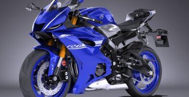 Manual en Español Yamaha YZF-R6 2018 de Usuario PDF GRATIS