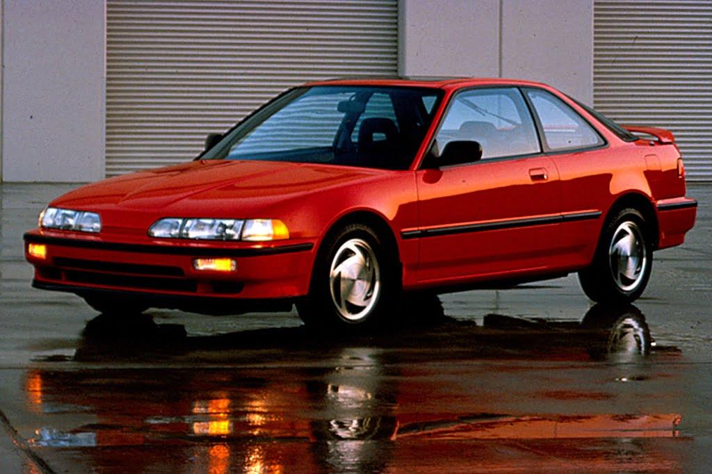 Manual Acura Integra Hatchback 1990 de Propietario
