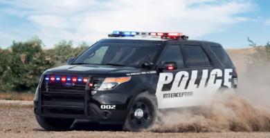 Manual en Español FORD POLICE INTERCEPTOR 2014 de Propietario PDF GRATIS