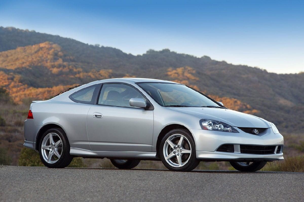 Manual Acura RSX 2006 de Propietario